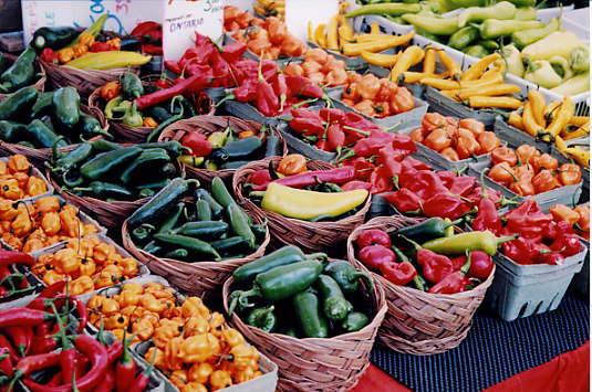 Go Local This Summer At The Farmers' Market